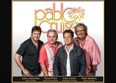 Pablo Cruise Fan Sales Poster